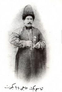 Qasım bəy Hacıbababəyov